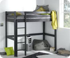 chambre enfants but chambre enfants but lit enfant mezzanine cargo gris anthracite 90