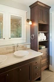bathroom vanity design ideas this built in with drawers for upstairs bathrooms drawers add