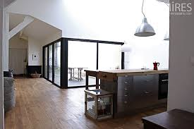 sejour et cuisine ouverte quel clairage pour une cuisine ouverte photo de cuisine ouverte