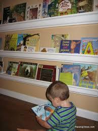 the book nook gutter bookshelf book shelves and rain