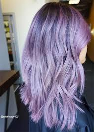 50 lovely purple lavender hair colors purple hair dyeing tips