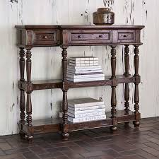 Distressed Sofa Table by 48 Best Western Sofa Tables Images On Pinterest Sofa Tables
