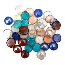 blue murano glass vases water beads centerpieces for wedding