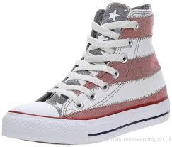American Flag Shoes United Kingdom Converse Men U0027s All Star Specialty Hi Walking