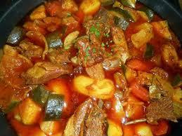 cuisine marocaine tajine agneau recette de tajine d agneau aux 5 légumes et citrons confits