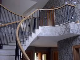about conway staircraft curved concrete stairs marble stairs