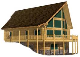 chalet cabin plans chalet style log home kits