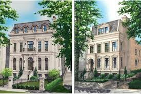 Large Mansions Another Double Lot New Construction Mansion Lists In Lincoln Park