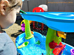 step 2 rain showers splash pond water table step 2 rain shower splash pond water table review