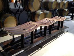 Wine Barrel Rocking Chair Plans 267 Best Wine Barrel Ideas Images On Pinterest Wine Barrel