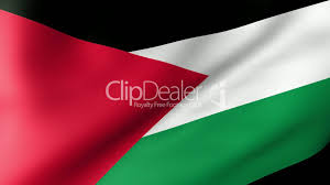 Palistinian Flag Palestine Flag Waving Royalty Free Video And Stock Footage