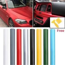 matte flat black vinyl car wrap sticker decal sheet film bubble free shop online 13 color premium matte flat auto car vinyl wrap sticker