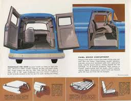 Oldride Classic Trucks Chevrolet - 1958 chevrolet task force panel truck brochure photo picture