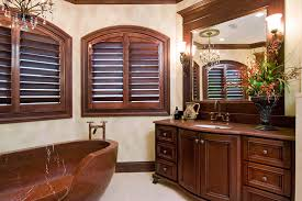 Traditional Interior Shutters Best Plantation Shutters Bathroom Traditional With Basket Bay