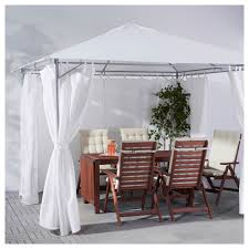 Gazebo Curtain Ideas by