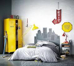chambre gris et jaune chambre gris et blanc ado meilleur idées de conception de maison