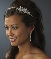 bridal headband modern bridal headband hp 8101