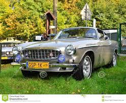 classic volvo classic swedish car volvo p1800 editorial stock image image
