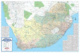 map of south africa maps4africa the world at your fingertips