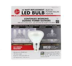 65 Watt Flood Light Hoover Cpc Br30 65 Watt Replacement Led Power Failure Lightbulb