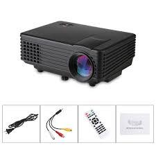mini home theater aliexpress com buy original excelvan rd 805 mini led projector