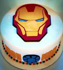 iron man cake by www allthatfrost com cakes by www