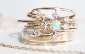 Cool Wedding Rings by 20 Diamond Alternative Gemstones For Engagement Rings
