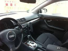 audi a4 avant automatic 2001 audi a4 avant 2 0 automatic car photo and specs
