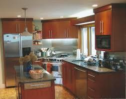 Kitchen Display Cabinets Cherry Kitchen