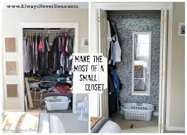 making the most of small spaces 30 genius ways to make the most of your closet space hometalk