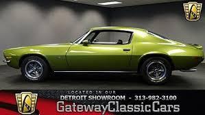 1970 camaro value 1970 chevrolet camaro classics for sale classics on autotrader