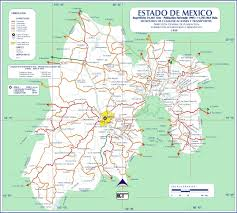 Mexico City Neighborhood Map by Download Map Of Mexico Df Major Tourist Attractions Maps