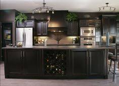 Kitchen Cabinets Espresso Sallyl Elizabeth Kimberly Design Beautiful Espresso Colored