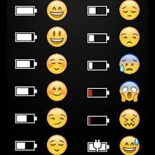 Battery Meme - battery life and emoutions