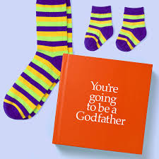 you u0027re going to be a godfather u0027 gift by pooter