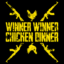 pubg logo winner winner chicken dinner pubg neatoshop