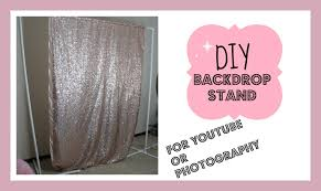 diy photo backdrop diy backdrop stand for photography 20