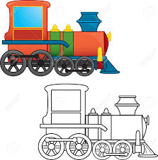 100 train tracks coloring pages best caboose clipart 14445