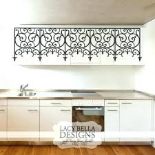 Kitchen Cabinet Decals Kitchen Cabinet Decals Kitchen Cabinet Decals Flat Faced Cabinet