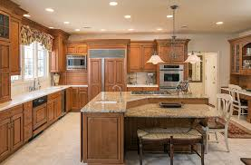 kitchen island with granite top and breakfast bar beautiful kitchen islands with bench seating designing idea