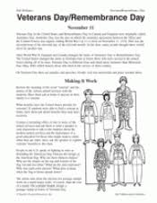veterans day printables u0026 lessons for teachers grades k 12
