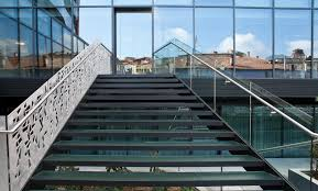 glass floors and glass stairs galvolux