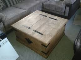 Chest Coffee Table Mexican Pine Chest Coffee Table Large Chest Coffee Table