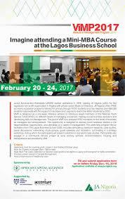 junior achievement nigeria jan set to host mini mba program for