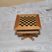 Chess Table by Chess Table Or Games Board Germany 1910 From Luisa27 On Ruby Lane