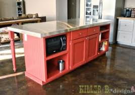 your own kitchen island rustic diy kitchen island ideas regarding build your own kitchen