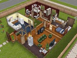 single story house easy single story house sims freeplay house ideas pinterest