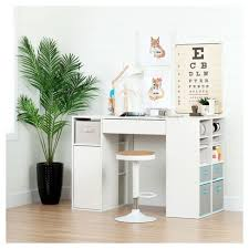 counter height craft table crea counter height craft table and stool set pure white south