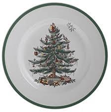 spode tree dinner plate plates