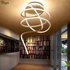 Unique Ceiling Lighting Remote Dimmable Led Ceiling Light Modern Minimalism Unique